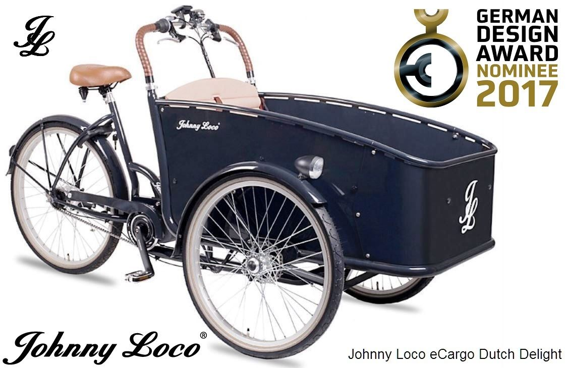 Johnny Loco Dutch Delight