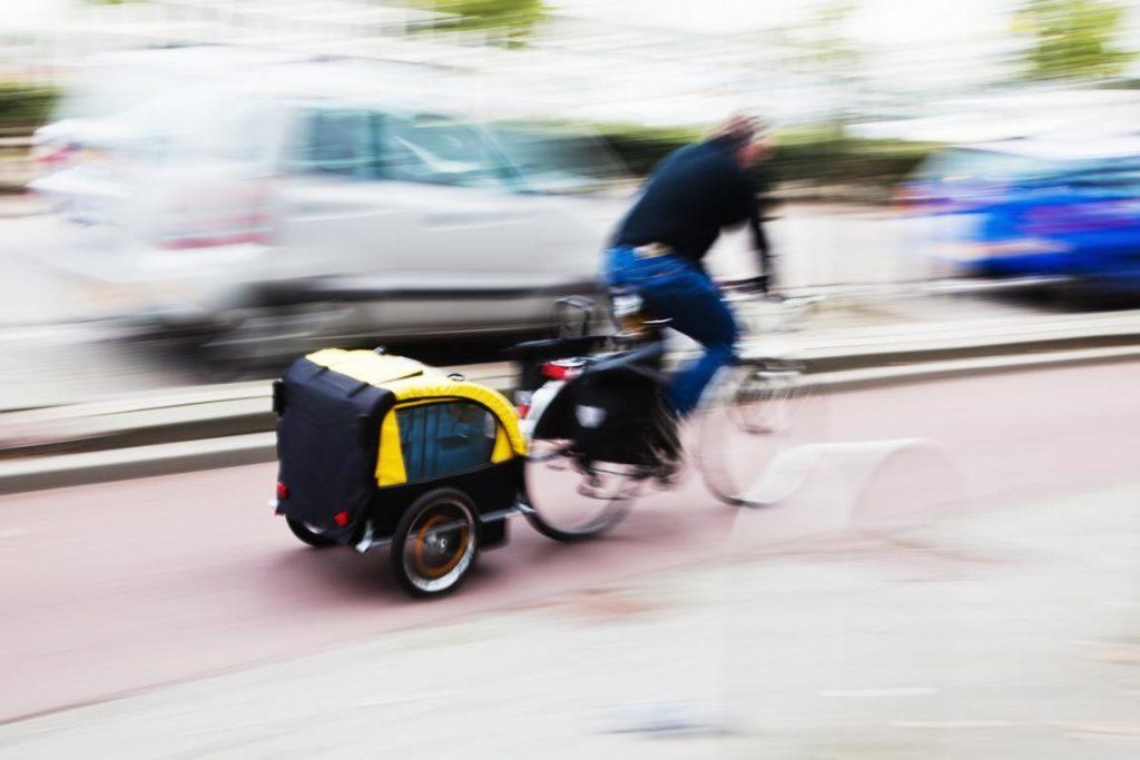 Fahrrad lastenanhaenger